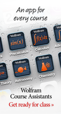 'An app for every course-Wolfram Course Assistants-Get ready for class' from the web at 'http://www.wolframcdn.com/sponsor-ads/everycourse.png'