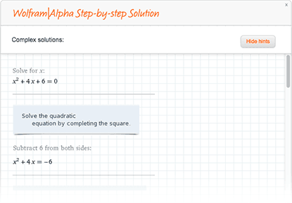 wolfram problem generator online practice questions answers only wolfram problem generator directly integrates the popular and powerful step by step solutions from wolfram alpha you can use a single hint to get